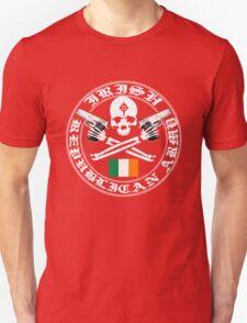 IRA (Vintage Distressed Design) Unisex T-Shirt