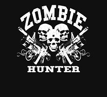 Zombie Hunter (Vintage Distressed Design) Unisex T-Shirt