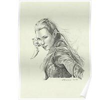 Daughter of Mirkwood Poster