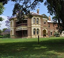 MAITLAND MANSION by David McDougall