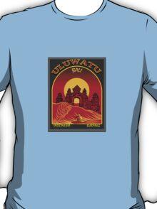 ULUWATU BALI SURFING T-Shirt
