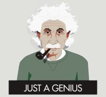 Just a genius. by Diego de Sousa