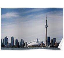 Toronto Harbour, Ontario     Canada Poster