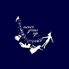 Peter Pan ~ Never grow up (dark) by sweetsisters