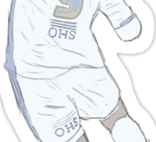 Jermaine Beckford (Leeds United) 1 - 0 Manchester United Sticker
