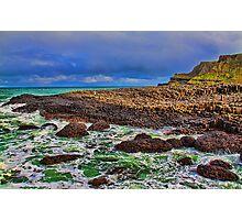 Northern Ireland. Giant's Causeway. Photographic Print