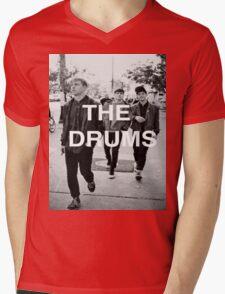 The Drums Shirt Mens V-Neck T-Shirt