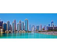 DUBAII Photographic Print