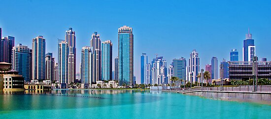 DUBAII by Raoul Madden