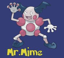Mr.Mime Typo by Stephen Dwyer