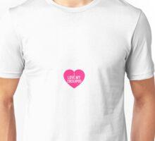 I love my cockapoo  Unisex T-Shirt