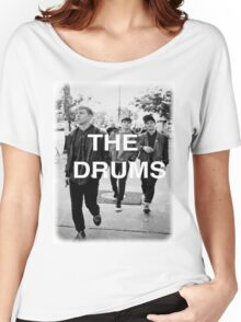 The Drums Shirt Women's Relaxed Fit T-Shirt