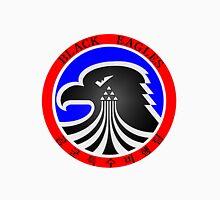Black Eagles patch Unisex T-Shirt
