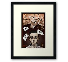 Alice - Madness Returns Framed Print
