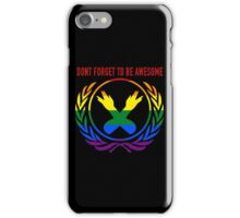 DFTBgAy iPhone Case/Skin