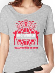 Big World Pictures Logo Women's Relaxed Fit T-Shirt