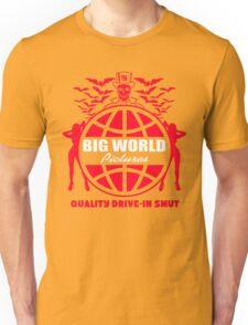 Big World Pictures Logo Unisex T-Shirt