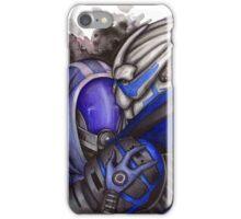 Tali and Garrus iPhone Case/Skin