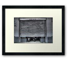 43 NE 2nd Ave Framed Print