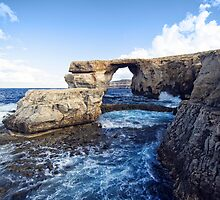 Azure Window by Alf Caruana