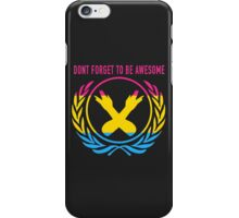 DFTBA Pan Pride iPhone Case/Skin