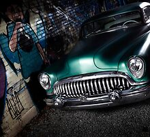 1953 Buick Roadmaster art photo print by ArtNudePhotos
