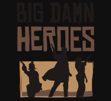 Big Damn Heroes One Piece - Short Sleeve