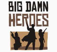 Big Damn Heroes One Piece - Short Sleeve