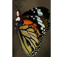 ❀◕‿◕❀ CLASSY FEMALE HUMAN BUTTERFLY IPHONE CASE❀◕‿◕❀ by ✿✿ Bonita ✿✿ ђєℓℓσ