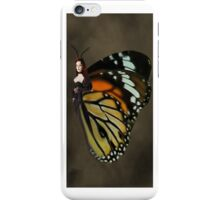 ❀◕‿◕❀ CLASSY FEMALE HUMAN BUTTERFLY IPHONE CASE❀◕‿◕❀ iPhone Case/Skin