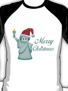 Merry Christmas Statue Of Liberty T-Shirt