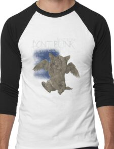 Weeping Puppy - for Dark Shirts Men's Baseball ¾ T-Shirt