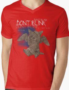 Weeping Puppy - for Dark Shirts Mens V-Neck T-Shirt