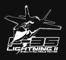 F-35 Lightning II Kids Tee
