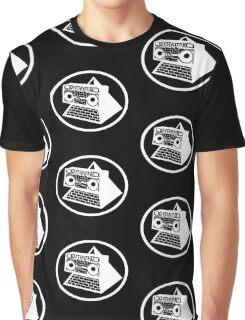 KLF Pyramid Blaster (White) Graphic T-Shirt