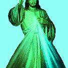 """""""Jesus"""" by Sheila Jacington"""