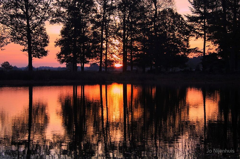 Sunrise by Jo Nijenhuis