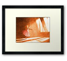 Natures Spotlight 1 Framed Print