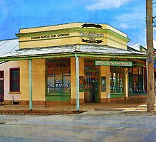 Beechworth Ice Creamery by Stuart Row