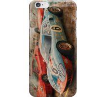 Gulf GT40 3 iPhone Case/Skin
