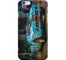 Gulf GT40 1 iPhone Case/Skin