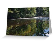 River Dart Greeting Card