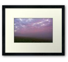 Essence of Sunrise Framed Print