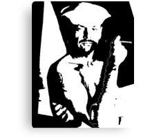 Jack Nicholson painting Canvas Print