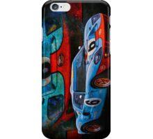 Gulf GT40 2 iPhone Case/Skin