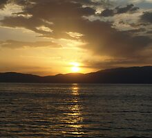 Sunset in Macedonia by RachelSheree