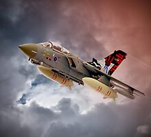 Storming 2 !! Tornado GR4 617 Squadron by Colin  Williams Photography