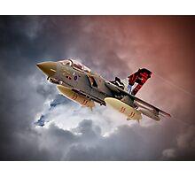 Storming 2 !! Tornado GR4 617 Squadron Photographic Print