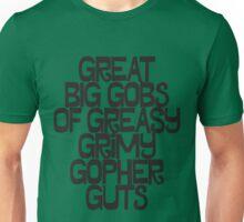 Gopher Guts Unisex T-Shirt