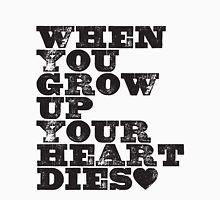 Heart Dies Unisex T-Shirt
